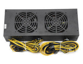 Купить S SKYEE 2800W Mining power Supply блок питания на 2 Асика A6 A7 s5 s7 B3 E9 L3+ R4; 6 PIN 20шт.
